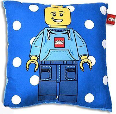 Kissen Lego man gefüllt 45 x 45 cm Kissenbezug Kissen Bezug Kissenhülle Kopfkiss