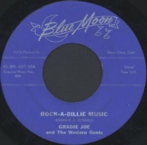 GRADIE-JOE-Rock-a-billie-Music-Rock-And-Roll-Cindy-45-rare-Rockabilly