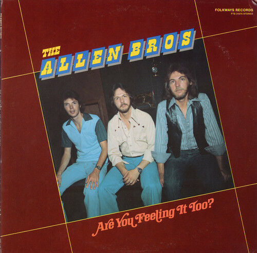 Allen Brothers - Are You Feeling It Too [New CD]