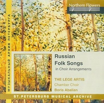 Lege Artis Chamber C - Russian Folk Songs In Choral Arrangements [New CD]