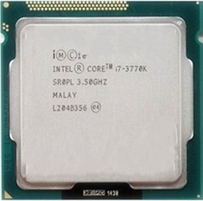 Intel Core i7-3770K 3.5GHz LGA 1155 SR0PL 4Core 8M Cach 5 GT/s DMI Processor for sale  Shipping to Canada