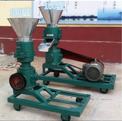 3kw 120 Model Pellet Mill Machine Feed Pellet Mill Machine Without Motor Nd