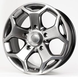 """18"""" Load Rated Transit St Style Alloys and Tyres"""