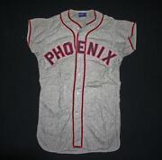 Flannel Baseball Jersey