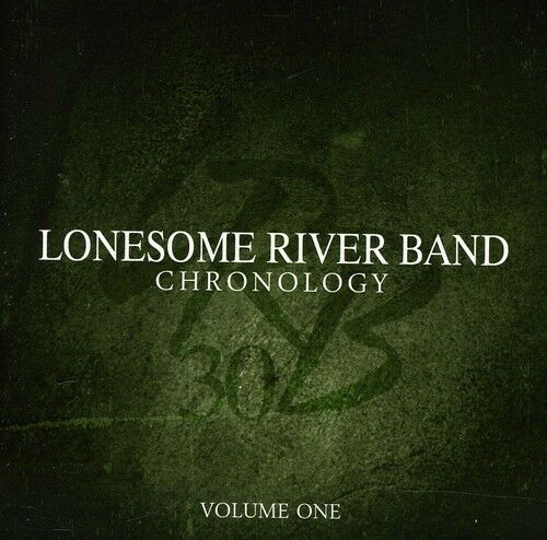 The Lonesome River Band - Chronology 1 [New CD]