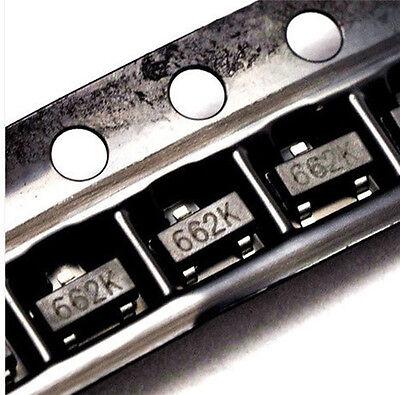 3000pcs XC6206P332MR 662K 3.3V 0.5A Positive Fixed LDO Voltage Regulator SOT-23