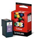 Refilled Printer Ink Cartridges for Lexmark