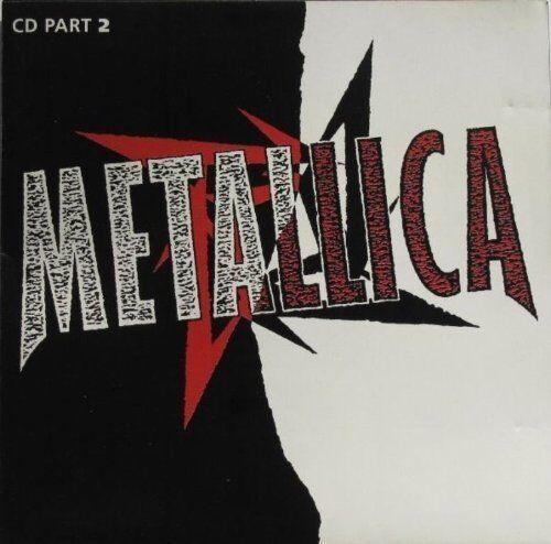Metallica Until it sleeps (1996, CD2) [Maxi-CD]