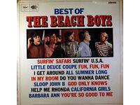 Vinyl Record - The Beach Boys