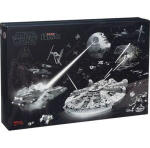 Star-Wars-Negro-Serie-Risk-EDICIoN-DE-COLECCIONISTA-NUEVO-estrategico-Conquest