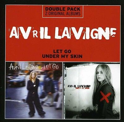 Avril Lavigne   Let Go Under My Skin  New Cd  Uk   Import