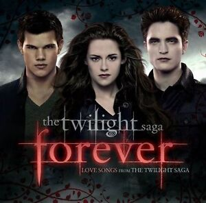VARIOUS - TWILIGHT FOREVER....LOVE SONGS FROM THE TWILIGHT SAGA: 2CD ALBUM (2014