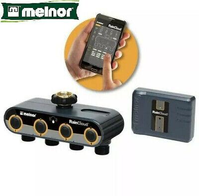 Melnor RainCloud  Programmable 4 zone WiFi Sprinkler Timer