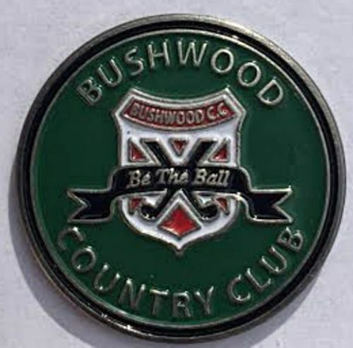 New Caddyshack Bushwood Country Club Golf Ball Marker