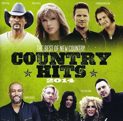 Various Artists - Country Hits 2014 / Various [New CD] Canada - Import