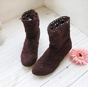 Size 11 Ladies Ankle Boots