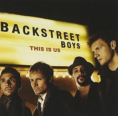 Backstreet Boys   This Is Us  New Cd