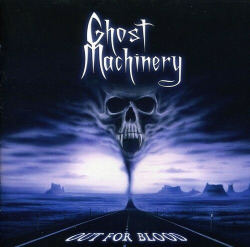 Ghost Machinery - Out for Blood [New CD]