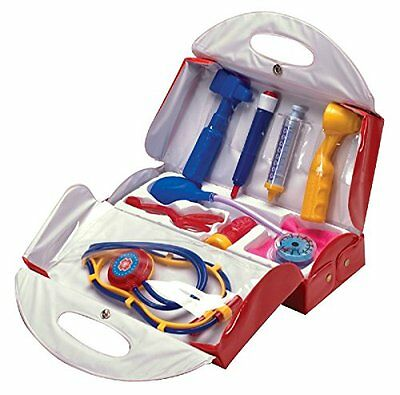 Kids Doctor Toy Bag Children Pretend Play Kit Medical Set Nurse Med #52H