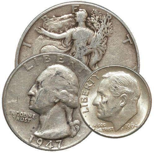 90 Silver Coins Ebay