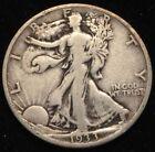 Business 1933 Year Liberty Walking Half Dollars (1916-1947)