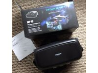 NEW VIRTUAL REALITY SCOPE HEADSET FOR SMARTPHONES