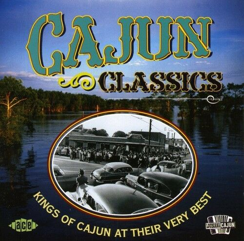 Various Artists - Cajun Classics / Various [New CD] UK - Import