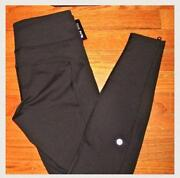 Lululemon Black Pants 8