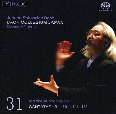 Bach Collegium Japan   Complete Cantatas 31  New Sacd  Hybrid Sacd