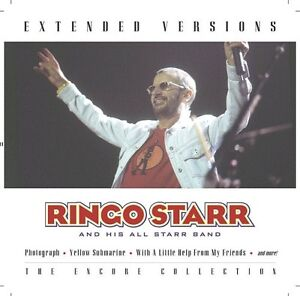 Extended Versions - Ringo Starr (2003, CD New)