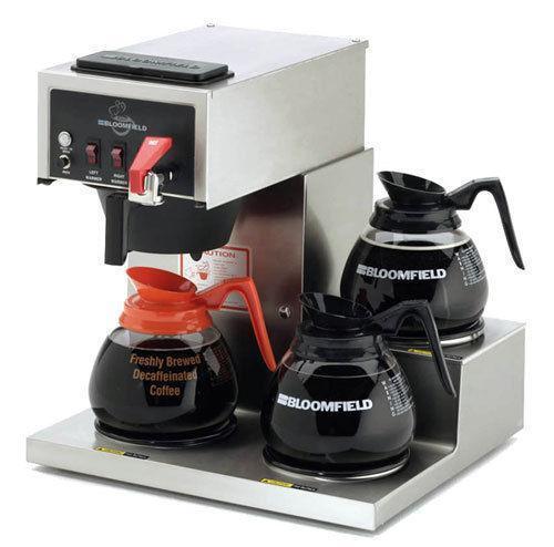 Decalcify coffee cuisinart pot