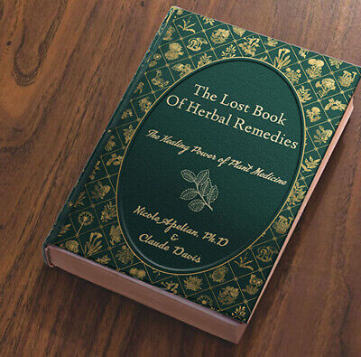 The Lost Book of Herbal Remedies : original📗[E-BO0K]📗Fast delivery🔥Digital