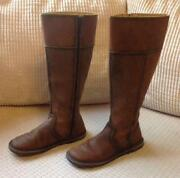 Clarks Brown Ladies Boots Size 5