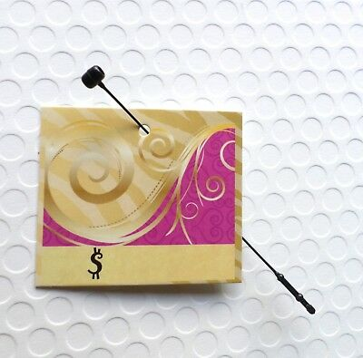 110 Small Tags Hang Tags Gold Swirls Jewelry Tags Accessories Tags Plastic Loops