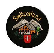 Switzerland Patch