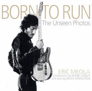 Born To Run The Unseen Photos - $12.22