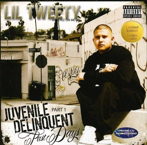 Lil' Tweety, Lil Tweety - Juvenile Delinquent [New CD]
