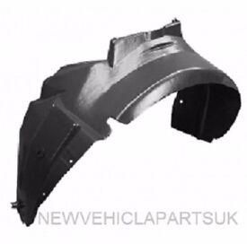 FORD KA 2009-2016 FRONT WING ARCH LINER SPLASHGUARD PASSENGER SIDE NEW HIGH QUALITY FREE DELIVERY