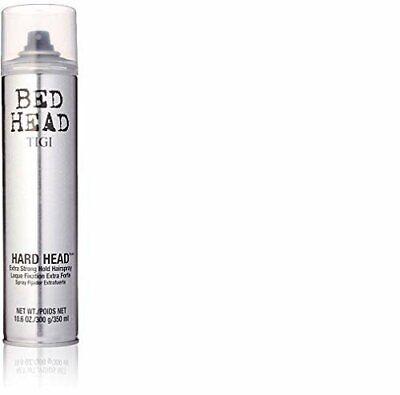 TIGI Bed Hard Head Extra Strong Hold Hair Spray, 10.6 Ounce