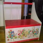 Strawberry Shortcake Furniture