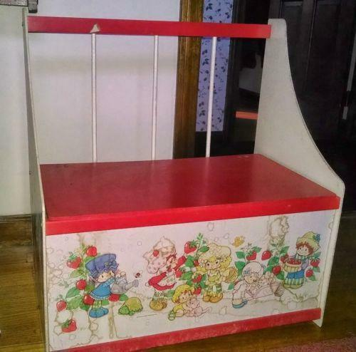 Strawberry Shortcake Furniture Ebay