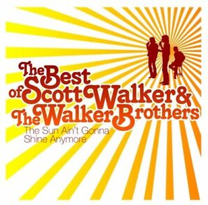 SCOTT WALKER AND THE WALKER BROTHERS: THE VERY BEST OF CD 21 GREATEST HITS / NEW