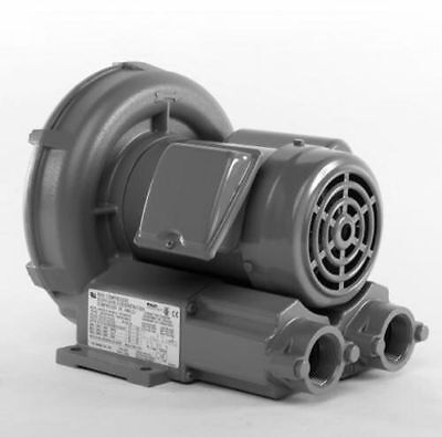 Vfc300p-5t Fuji Regenerative Blower 12 Hp 115230 Volts- Free Fast Shipping