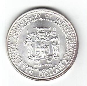 Jamaica Silver Coin