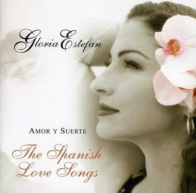 Gloria Estefan   Amor Y Suerte  Spanish Love Songs   New Cd  Germany   Import