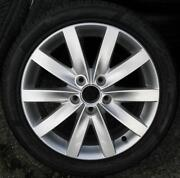 VW Jetta Alloys