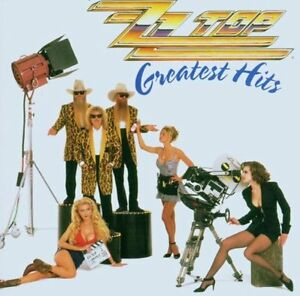 ZZ TOP GREATEST HITS CD NEW