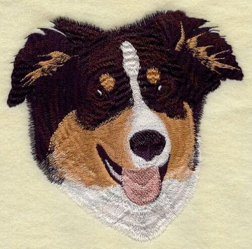 Embroidered Ladies Fleece Jacket - Australian Shepherd I1242 Sizes S - XXL