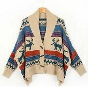 Womens Christmas Sweater XL