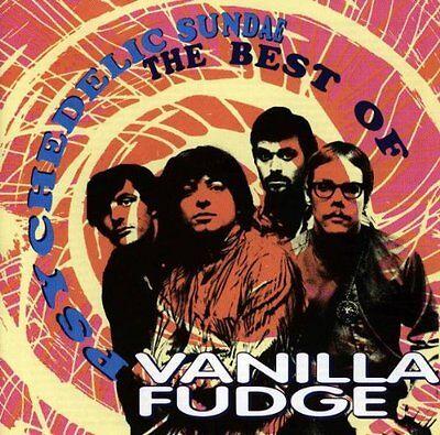 Vanilla Fudge - Psychedelic Sundae: Best of [New CD] Manufactured On (Vanilla Fudge Best Of Vanilla Fudge)